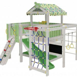 Детский игровой комплекс чердак ДК3б