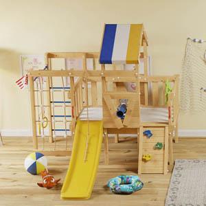 Детские площадки для дома
