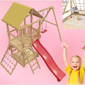 Детская площадка для дачи 4-й Элемент