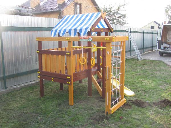 Детская площадка Савушка Baby play 1 фото2