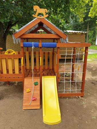 Детская площадка Савушка Baby play 3 фото1