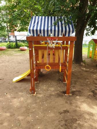 Детская площадка Савушка Baby play 3 фото2