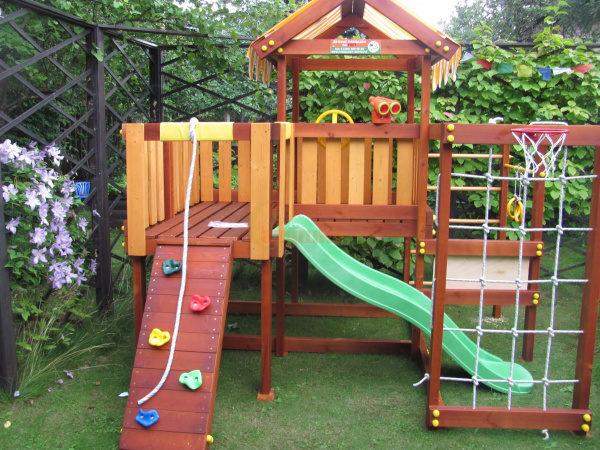 Детская площадка Савушка Baby play 8 фото1