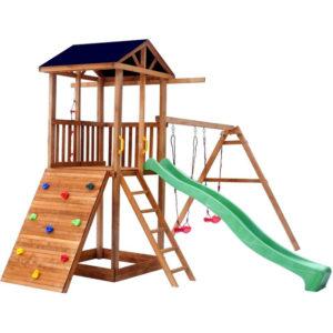 Детская площадка Можга Спортивный городок со скалодромом Р908