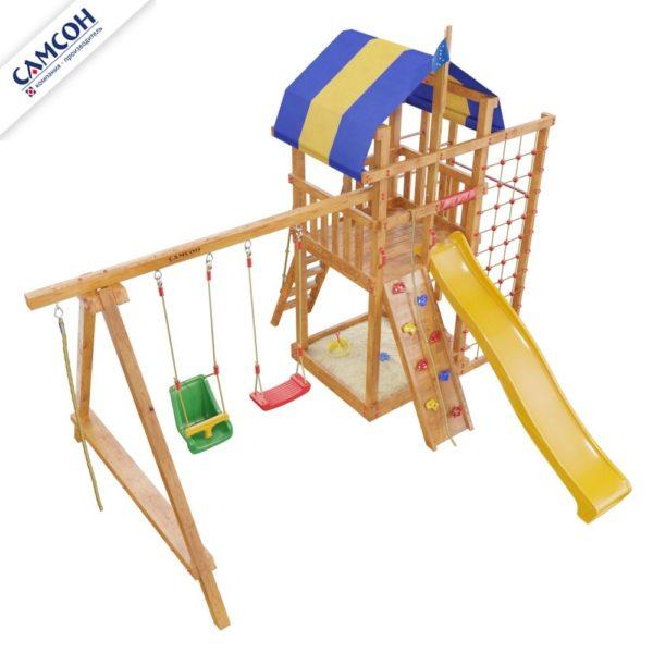 Детская игровая площадка АЛЯСКА1
