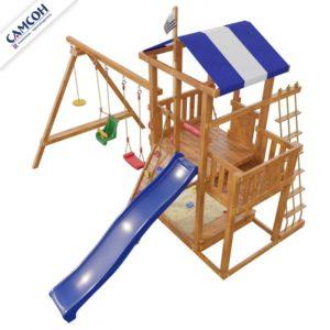 Детская площадка Самсон Бретань_сж