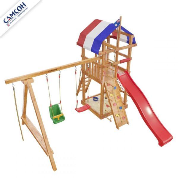 Детская площадка Самсон Тасмания_