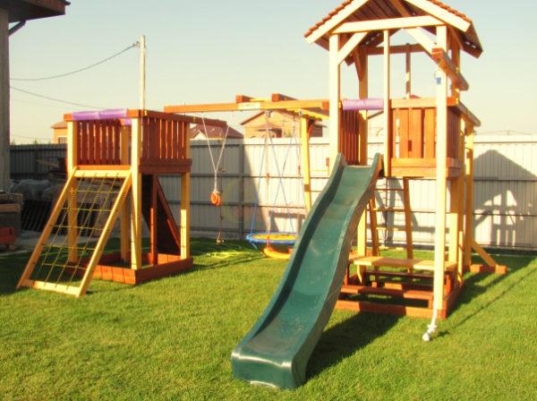 Детская площадка Савушка 17 фото4