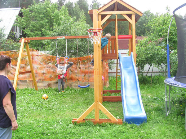 Детская площадка Савушка 6 фото1