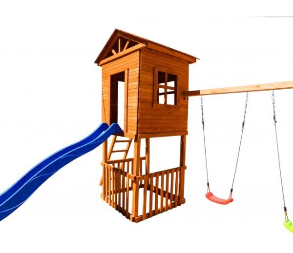 Детская площадка Можга Спортивный городок Избушка