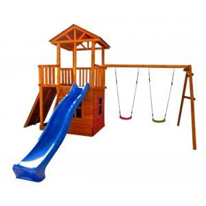 Детская площадка Можга Спортивный городок 5 с балконом