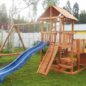 Детские площадки Сибирика