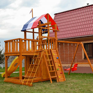 Детские площадки (бренды)