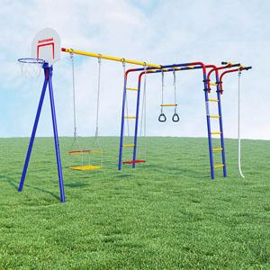 Детские площадки Romana
