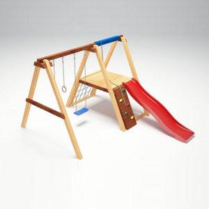 Детский игровой комплекс для дачи Савушка 1
