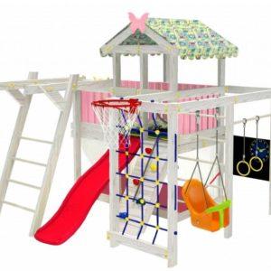 Детский игровой комплекс чердак ДК1