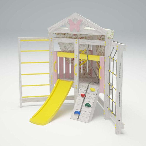 Детский игровой комплекс-чердак САВУШКА BABY - 9