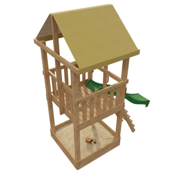 Детская площадка для дачи 2-й Элемент