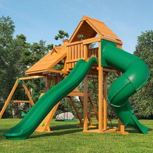 Детские площадки для дачи свыше 100 тыс. руб.