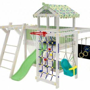 Детский игровой комплекс чердак ДК1б