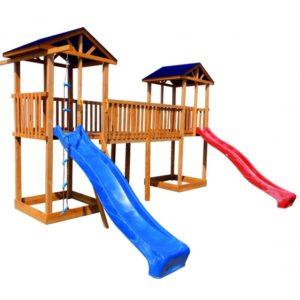 Детская площадка Можга Спортивный городок 6 крыша тент