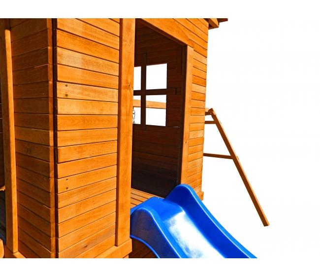 Детская площадка Можга Спортивный городок 8 с узкой лестницей8