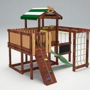 Детский игровой комплекс для дачи САВУШКА BABY PLAY - 8