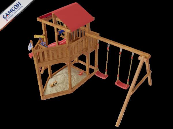 Детская игровая площадка Ассоль2