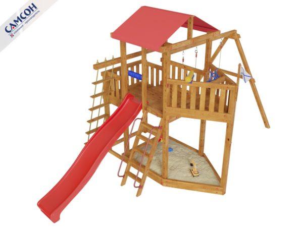 Детская игровая площадка Ассоль_