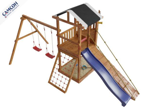 Детская игровая площадка Баунти1_