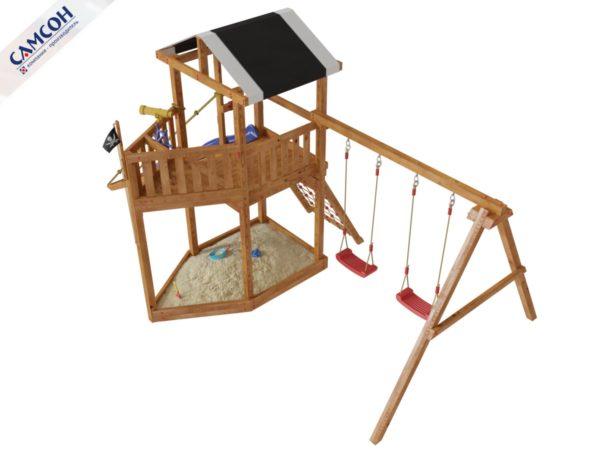 Детская игровая площадка Баунти2_