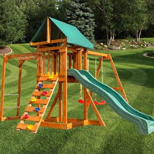 Детские площадки Babygarden