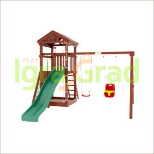 "Детская площадка IgraGrad ""Панда Фани Gride"""