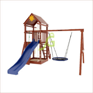 Детская площадка IgraGrad Панда Фани Nest1