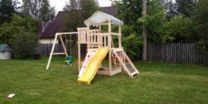 Детская площадка Савушка Мастер 2 фото