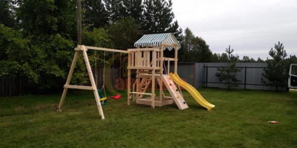 Детская площадка Савушка Мастер 2_5