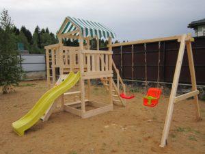 Детская площадка Савушка Мастер 3 фото