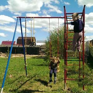 Детские площадки Вертикаль