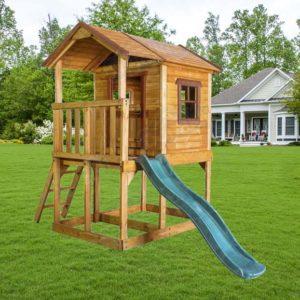 Игровой домик Babygarden на платформе
