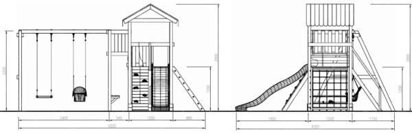 Схема площадки мастер 2