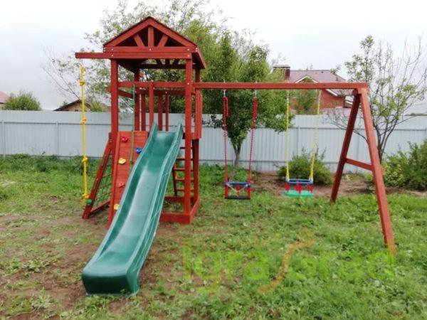 "Детская площадка IgraGrad ""Панда Фани Nest1"""