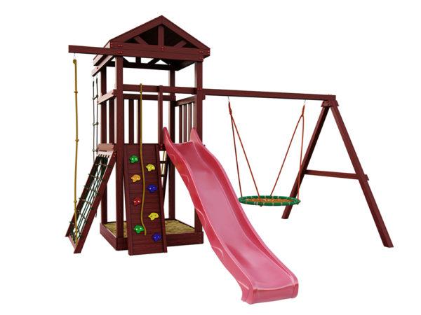 "Детская площадка IgraGrad ""Панда Фани Nest"""