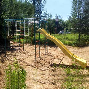 Детские площадки СпортОкей