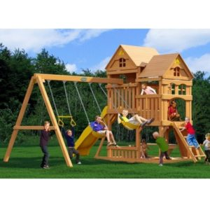 Детский игровой комплекс Р955 Панорама