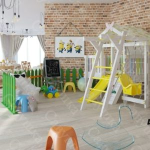 Детский игровой комплекс САВУШКА BABY CLUB — 2