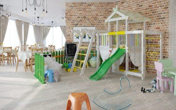 Детский игровой комплекс САВУШКА BABY CLUB — 4