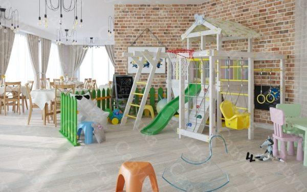 Детский игровой комплекс САВУШКА BABY CLUB — 5