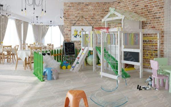 Детский игровой комплекс САВУШКА BABY CLUB — 8