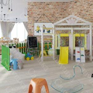 Детский игровой комплекс САВУШКА BABY CLUB — 9