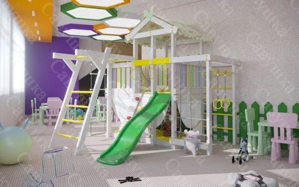 Домашний игровой комплекс САВУШКА BABY CLUB — 4_2